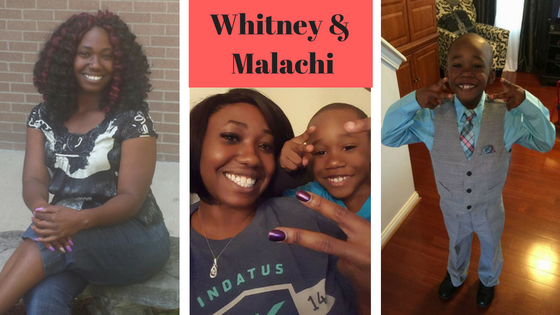 Whitney and Malachi